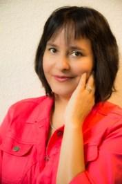 Andrea Amosson, escritora.