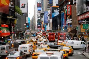Nueva York autos