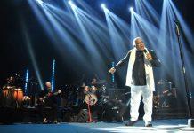 Danny Rivera Concierto Con las alas rotas. Teatro Nacional. Foto de Yimel Rivera