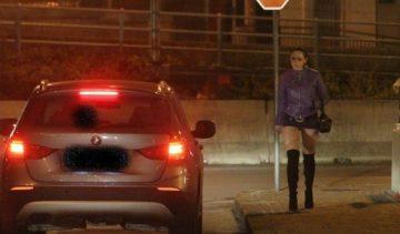 Prostituzione in strada