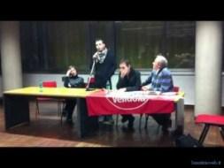 Primo discorso neo-eletto coordinatore cittadino di Sel a Cerignola