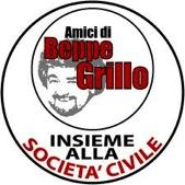 Logo amici di beppe grillo Cerignola
