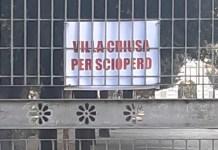 villa sciopero cerignola