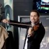"""David Garrett è Paganini ne """"Il violinista del diavolo"""" - Foto di Alessandro Giglio"""