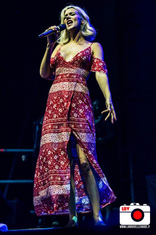 Joss Stone al No Borders Festival, Tarvisio