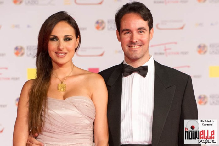 Isabelle Adriani e Vittorio Palazzi Trivelli