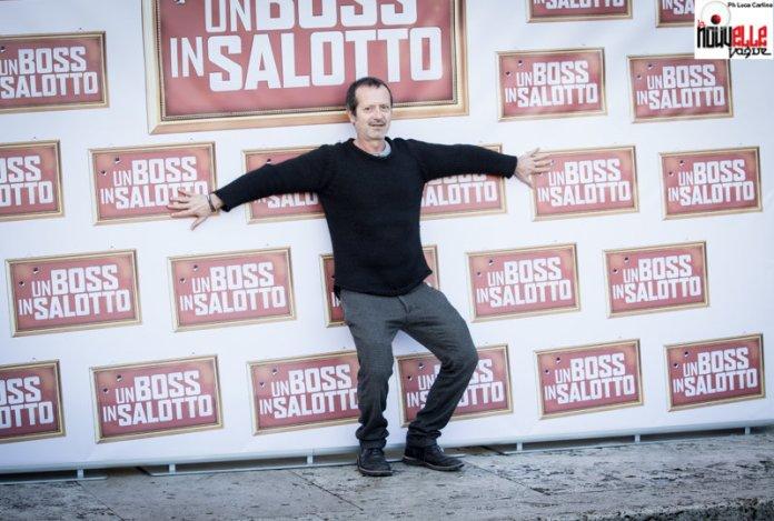 Rocco Papaleo - Un boss in salotto - Foto di Luca Carlino