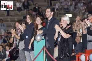 Carla ed il cast 2011