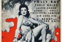 Les Follies Burlesque al Teatro Parioli di Roma