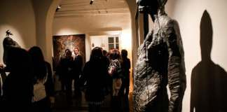 La casa d'arte Artribù ospita la collettiva High quality selection di Alessia Carlino (Foto di Luca Carlino)