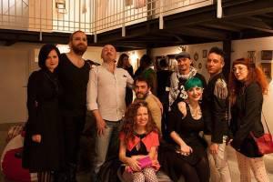 Cunene-MauroTropeano-AngeloBarile-LucianoCivettni-AntonellaCasazza-AlessandroCrapanzano-NatasciaRaffio-PaoloPilotti-GerlandaDiFrancia (Make love in Milan - 18maggio2013)