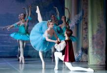 Il Balletto dell'Opera di Kiev