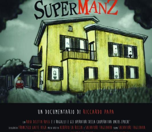 Supermanz Locandina UFFICIALE