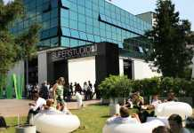 TEMPORARY MUSEUM FOR NEW DESIGN