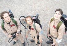 I Ghostbusters a Roma.