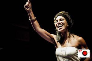 Michela Grena & Wicked Dub Division al Lunatico Festival - Foto di F. Caperchi