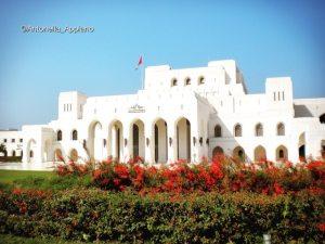 Royal opera House Masqat