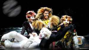 Filippo Strocchi in Cats