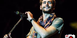 Alvaro Soler a Sanremo 2017