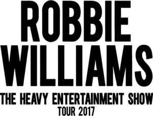 Robbie Williams The Heavy Entertainment Show