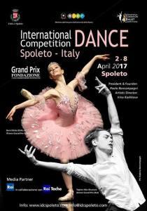Dal 2 all'8 aprile la Settimana Internazionale della Danza a Spoleto