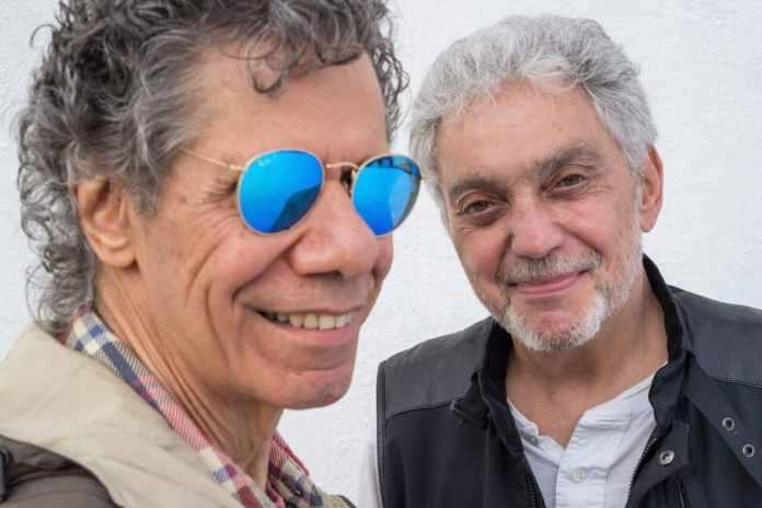 Chick Corea e Steve Gadd al Roma Jazz Festival 2017