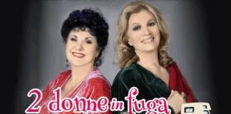 2 donne in fuga