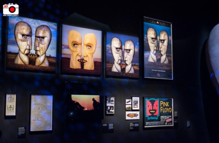 The Pink Floyd Exhibition - Foto di Alessandro Pollastrini