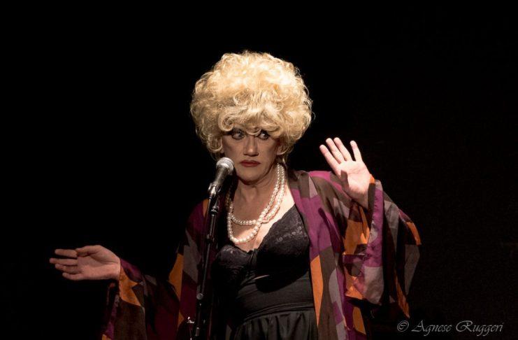 Sanremo Drag... tutta un'altra musica con Dragqueenmania a Roma - Foto di Agnese Ruggeri