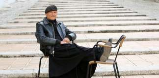 Terence Hill in Don Matteo