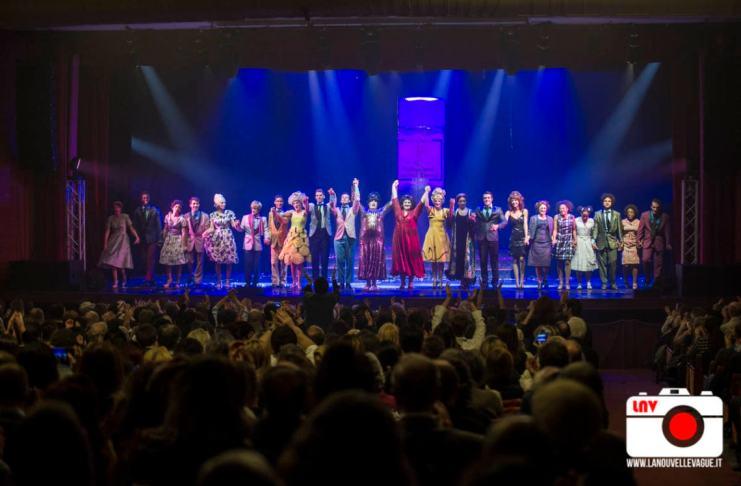 Hairspray - Il Musical al Teatro Nuovo, Milano © Fabrizio Caperchi Photography / La Nouvelle Vague Magazine 2018