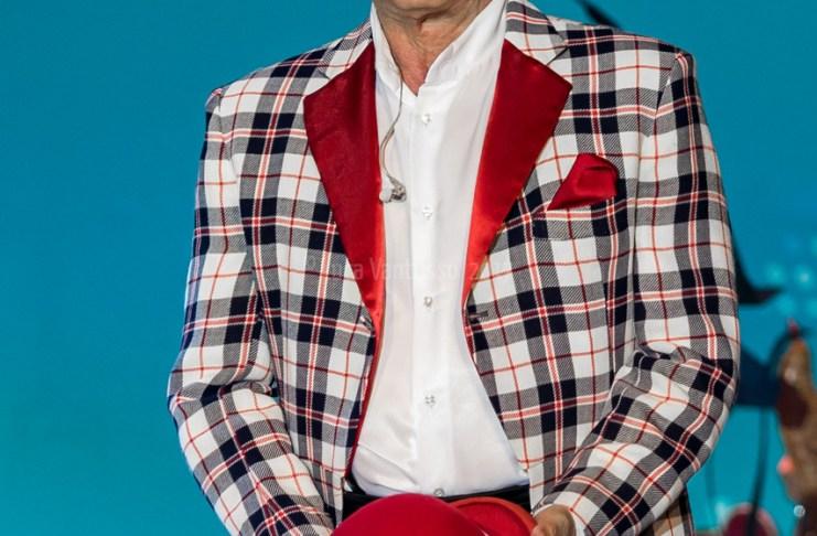 Massimo Ranieri al Teatro Nuovo di Milano - Le foto di Luca Vantusso