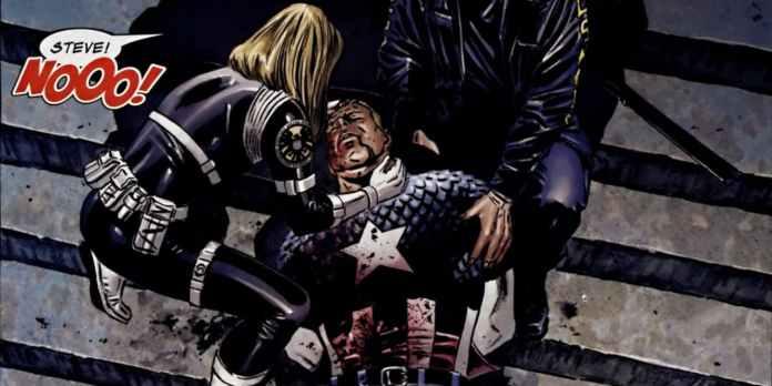 Morte di Capitan America alla fine di Civil War, Chris Evans avrà lo stesso destino?