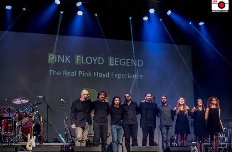 Pink Floyd Legend, Roger Waters Night - Foto di Alessandro Pollastrini