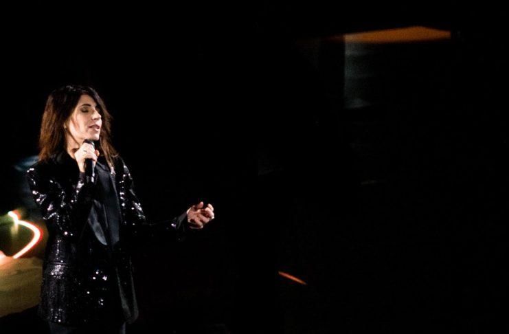 Oronero Live, Giorgia a Roma - Foto di Camilla Trani