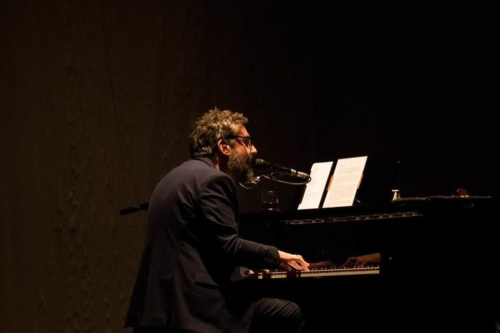 Brunori Sas all'Auditorium di Roma, le foto del concerto di Camilla Trani