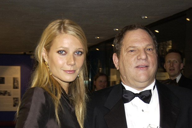 caso Weinstein - Gwyneth Paltrow e Harvey Weinstein