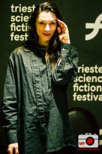 Stoya al Trieste Science+Fiction Festival 2018