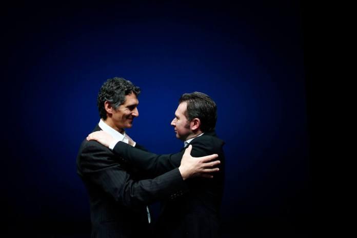 Destinatario sconosciuto - Rosario Tedesco (Max) e Nicola Bortolotti (Martin)