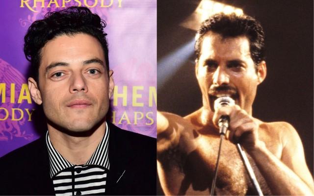 Bohemian Rhapsody - Rami Malek e Freddy Mercury