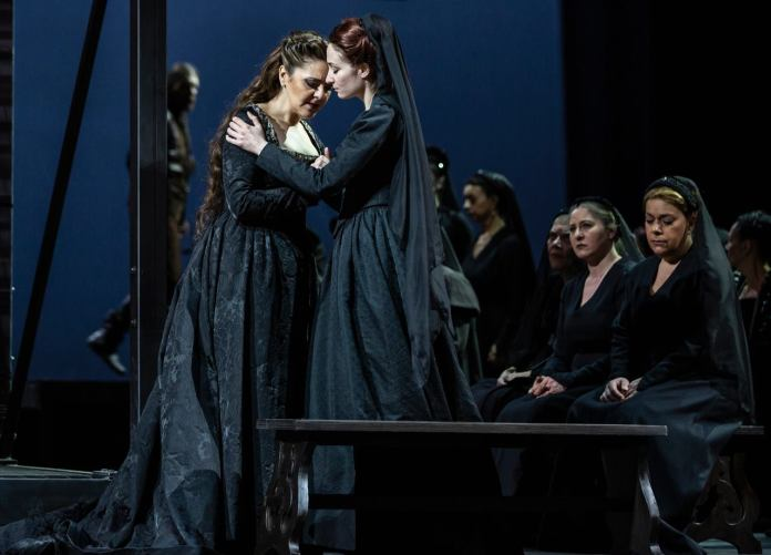 Anna Bolena al Teatro dell'Opera di Roma