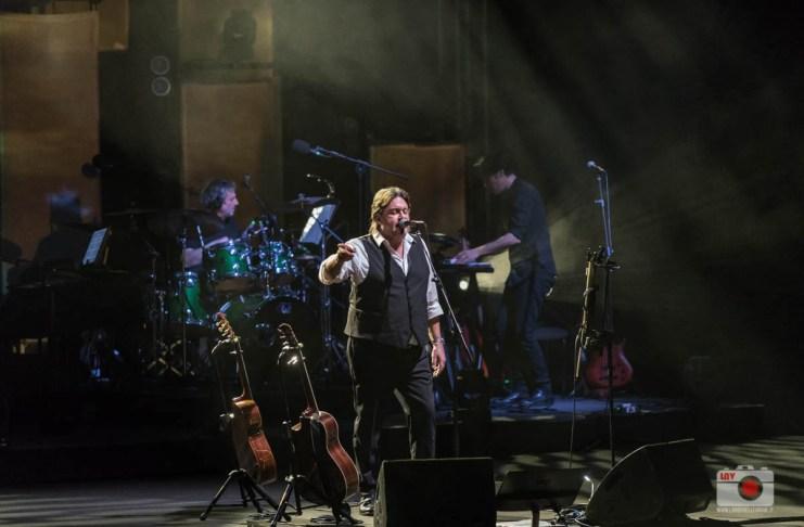 Cristiano De André all'Auditorium di Roma - Foto di Agnese Ruggeri