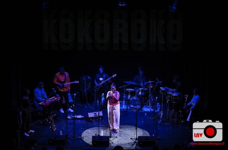Kokoroko al Teatro Miela di Trieste - Foto di Fabrizio Caperchi
