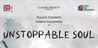 Unstoppable Soul - Copertina