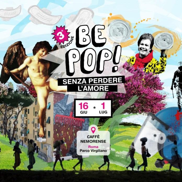 Be Pop! - Locandina