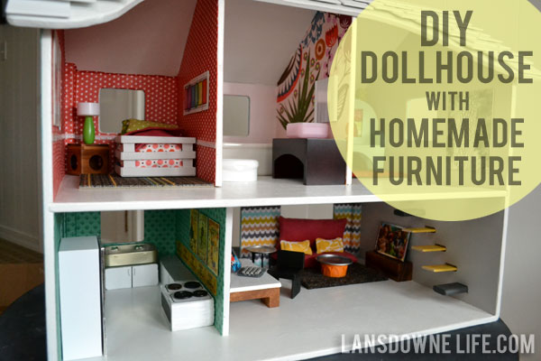 How To Make Doll Furniture Out Of Wood