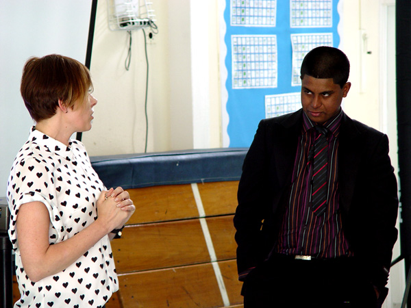 Emotional Leaver's Assembly – Lansdowne School