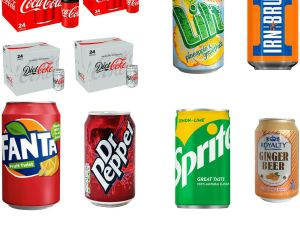 Buy Soft Drinks Wholesale
