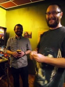 Vince and Matt