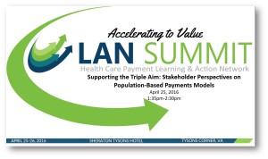 LAN Summit Session 5